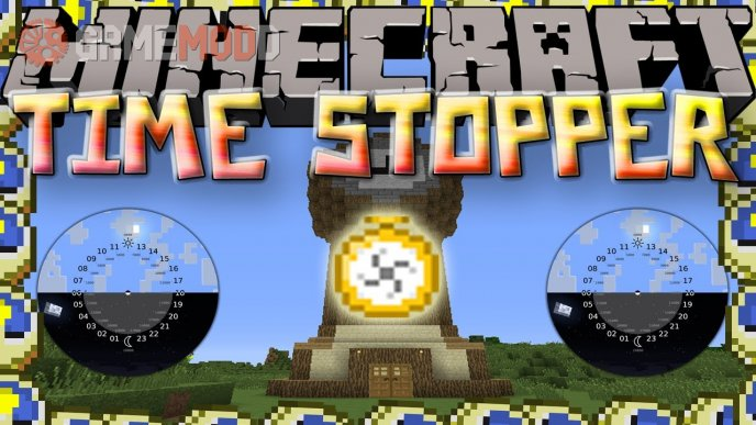 Time Stopper [1.6.2] [1.6.4]