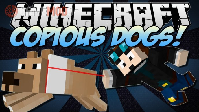 Copious Dogs [1.6.4] [1.6.2]