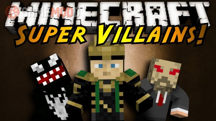 Super Villains [1.6.4] [1.6.2]