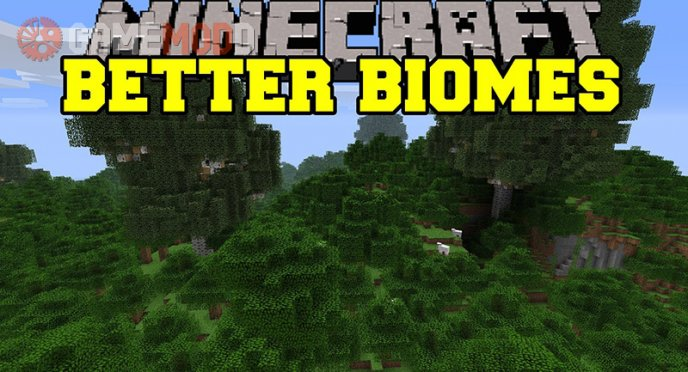 Better Biomes [1.6.4] [1.6.2]