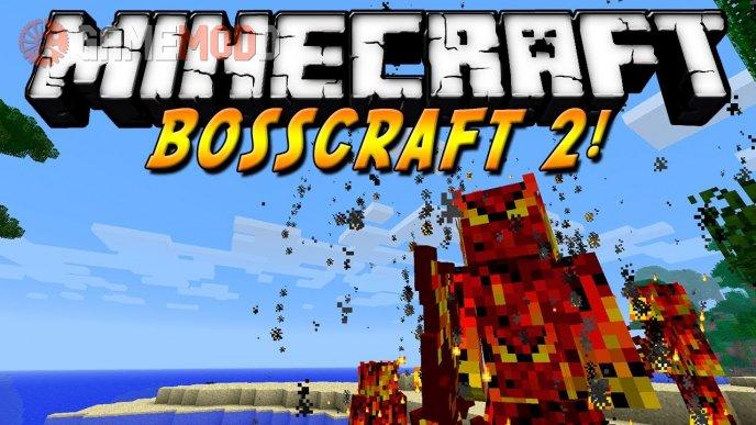 BossCraft 2 [1.6.4] [1.6.2]
