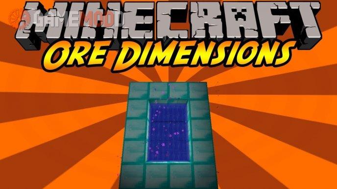 Ore Dimensions [1.6.4] [1.6.2]