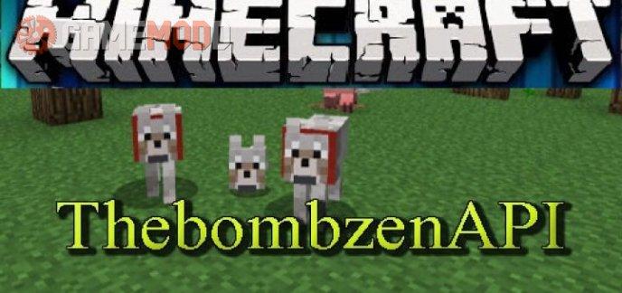 Thebombzen API [1.8] [1.7.10] [1.6.4]