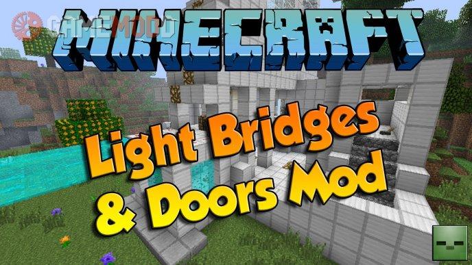 Light Bridges and Doors Mod [1.7.10] [1.6.4]