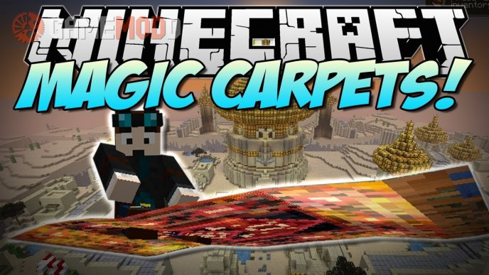 Magic Carpet [1.6.4] [1.5.2]