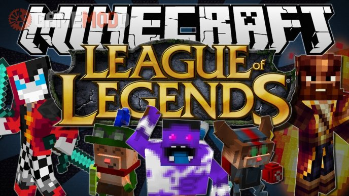 League of Legends [1.6.4]