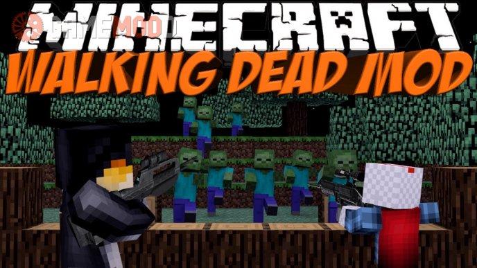 Walking Dead [1.7.2] [1.6.4] [1.6.2] [1.5.2]