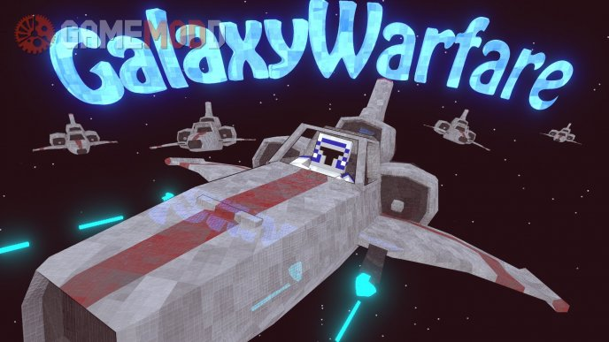 Galaxy Warfare [1.6.4] [1.6.2]