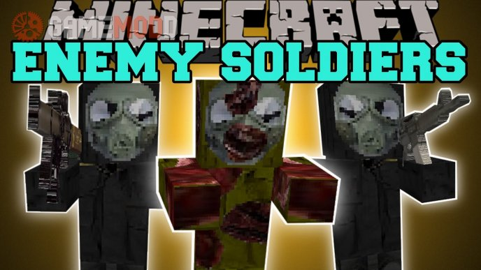 Enemy Soldiers [1.7.2] [1.6.4]