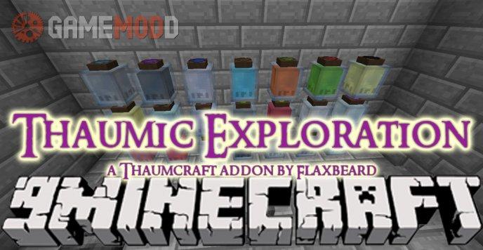 Thaumic Exploration [1.7.10] [1.7.2]