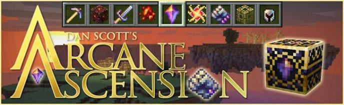 Arcane Ascension [1.7.2]