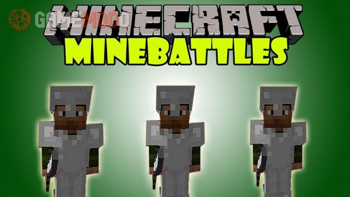 MineBattles [1.7.2] [1.6.4]