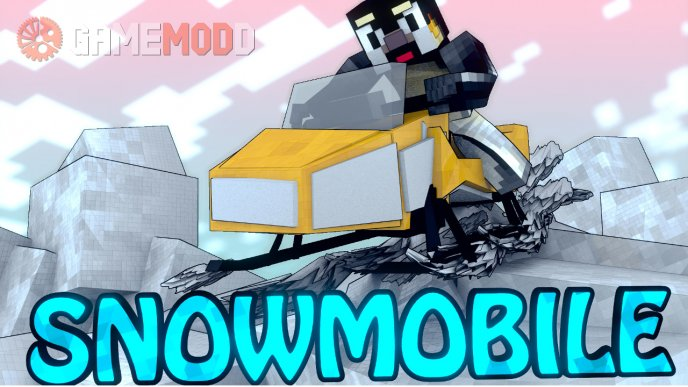 Snowmobile Vehicle [1.6.4]