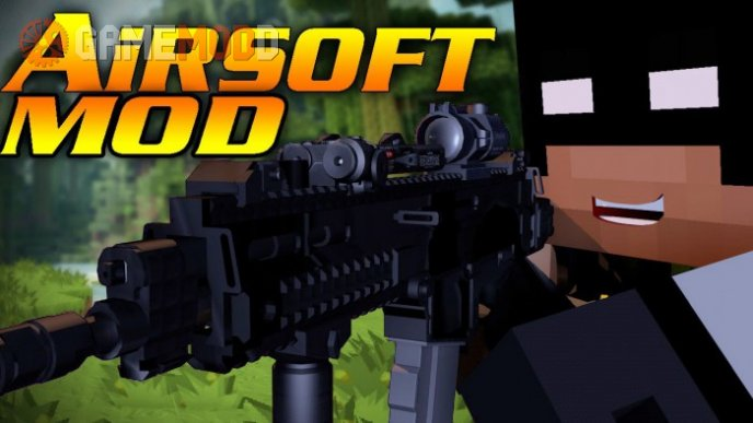 Airsoft [1.7.2]