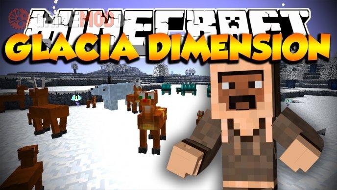 Glacia Dimension [1.7.10] [1.7.2] [1.6.4]