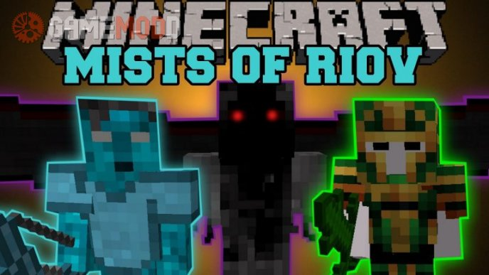 The Mists of RioV [1.7.10] [1.7.2] [1.6.4]