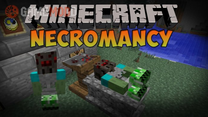 The Necromancy [1.7.10] [1.7.2] [1.6.4] [1.5.2]