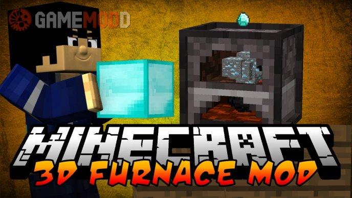 3D Furnace [1.7.10] [1.7.2]
