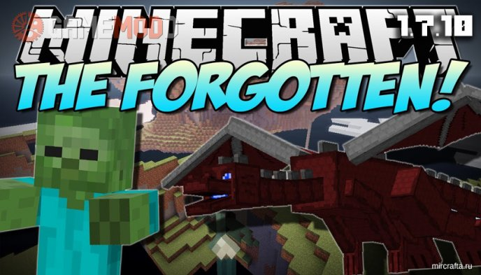 The Forgotten Features [1.7.10] [1.7.2]