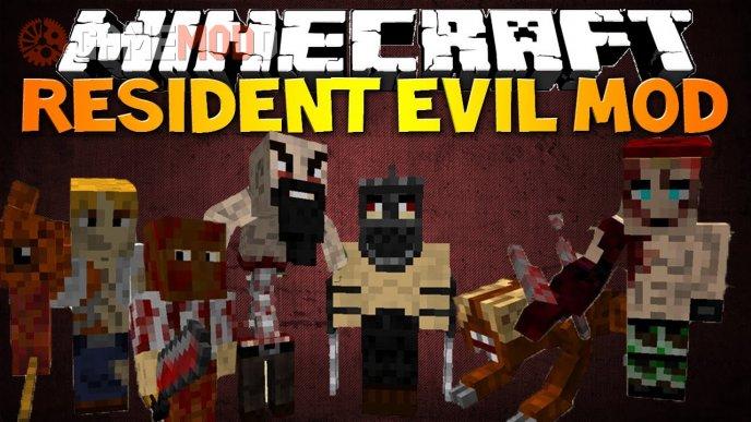 The Resident Evil [1.7.10] [1.7.2] [1.5.2]