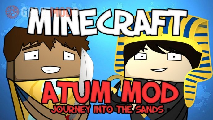 Atum Journey into the Sands [1.7.10] [1.7.2] [1.6.4]