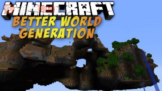 Better World Generation 4 [1.7.10] [1.7.2] [1.6.4]