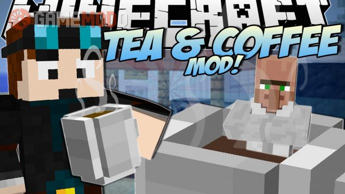 Coffee And Tea [1.7.10] [1.7.2]