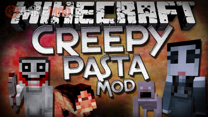 CreepyPastaCraft Revived [1.7.10] [1.7.2] [1.6.4]