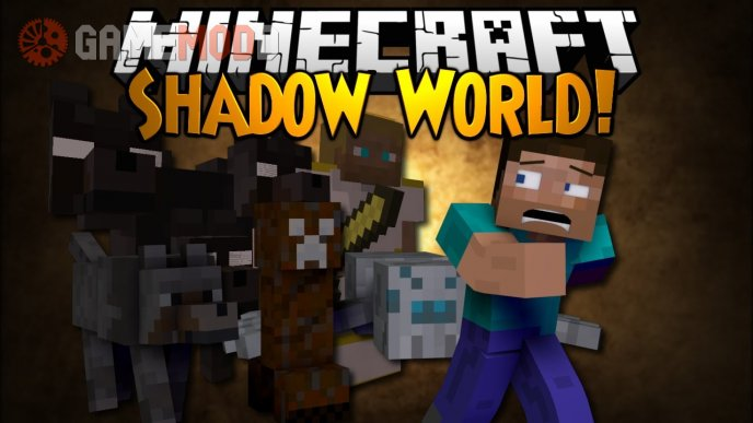 Shadow World [1.7.10] [1.7.2]