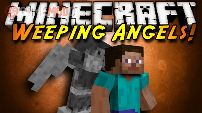 Weeping Angels [1.7.10] [1.7.2] [1.6.4]