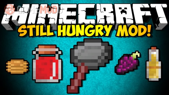 Still Hungry [1.7.10] [1.7.2] [1.6.4]