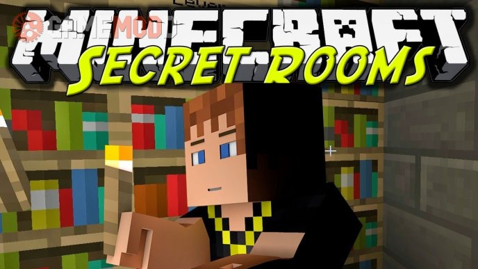 Secret Rooms [1.7.10] [1.7.2] [1.6.4]