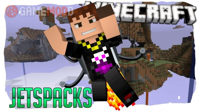 Simply Jetpacks [1.7.10]