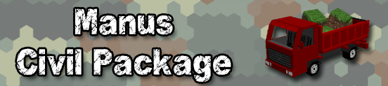 Manus Civil Package [1.7.10] [1.7.2] [1.6.4]