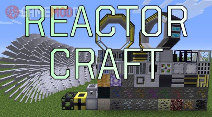 ReactorCraft [1.7.10] [1.6.4] [1.5.2]
