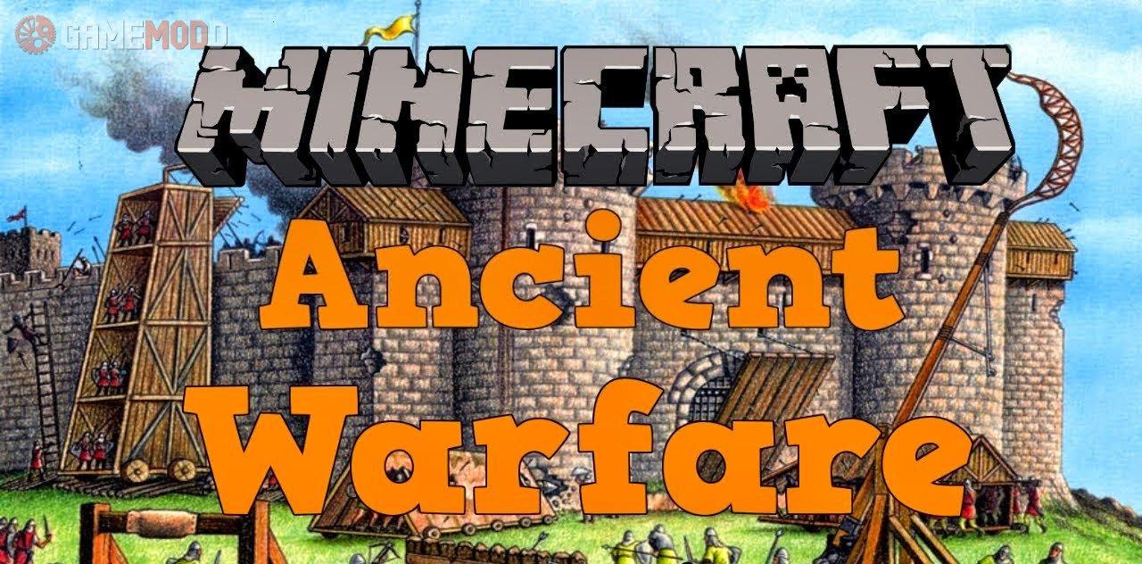 Ancient Warfare 2 ancient warfare [1.7.10] [1.6.4] [1.5.2] » minecraft - mods