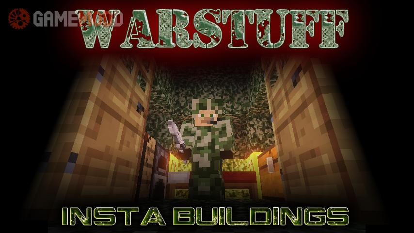 скачать мод warstuff mod для minecraft 1.5.2 #11