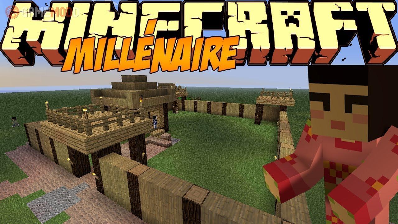 minecraft mods millenaire