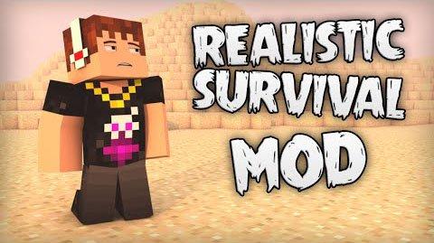 Realistic Survival [1.7.10]