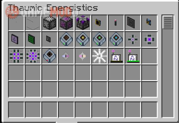 Thaumic Energistics [1.7.10]