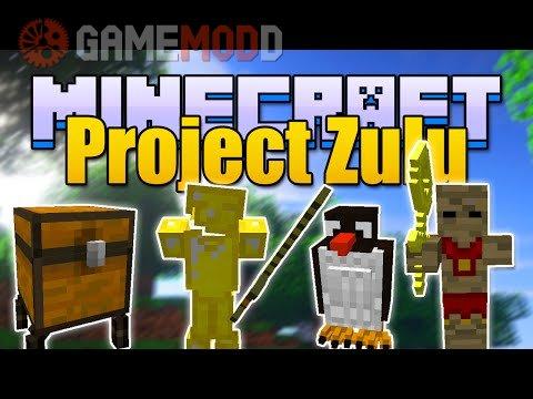 Project Zulu [1.7.10] [1.7.2] [1.6.4]