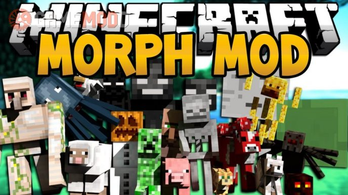 Morphing [1.7.10] [1.7.2] [1.6.4]