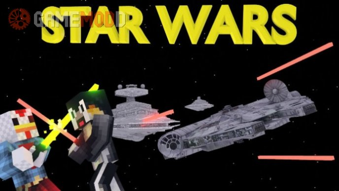 Star Wars by MaggiCraft [1.7.10] [1.7.2]