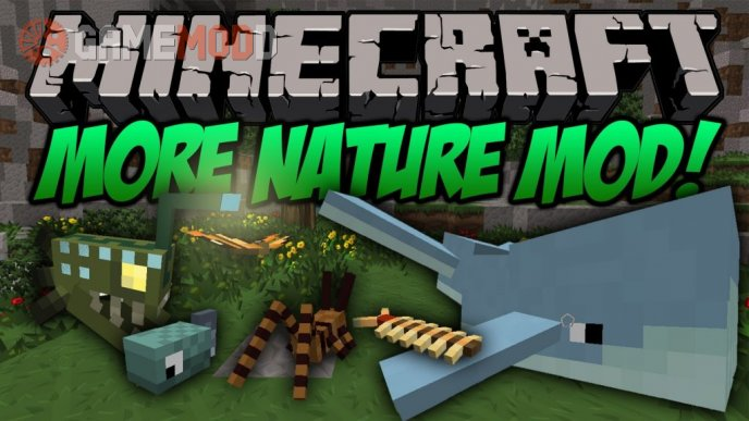 More Nature [1.7.10] [1.7.2] [1.6.4]
