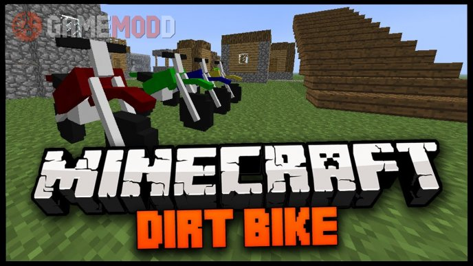 The Dirtbike [1.7.10] [1.7.2] [1.6.4]