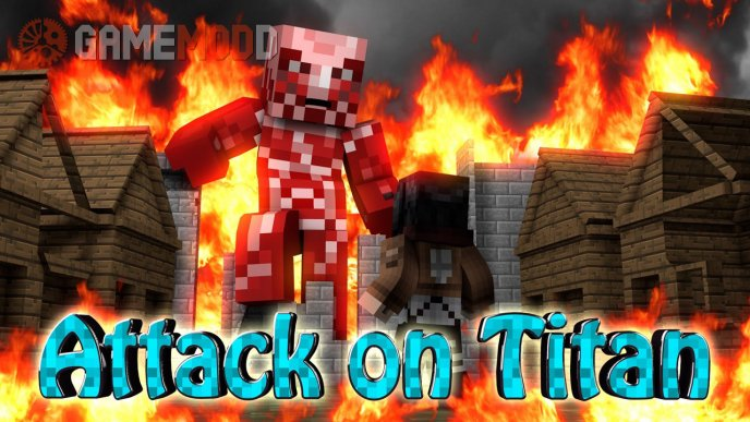 Attack on Titan [1.7.10]