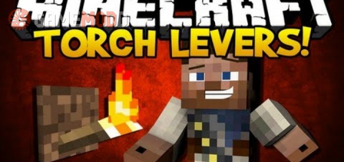 Torch Levers [1.7.10] [1.7.2] [1.6.4]