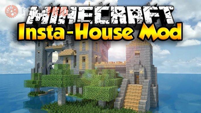 Insta House [1.7.10] [1.7.2] [1.5.2]