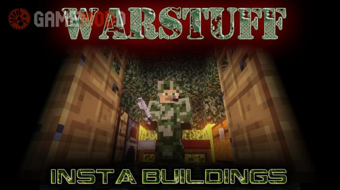 WarStuff [1.7.10] [1.7.2] [1.6.2] [1.5.2]