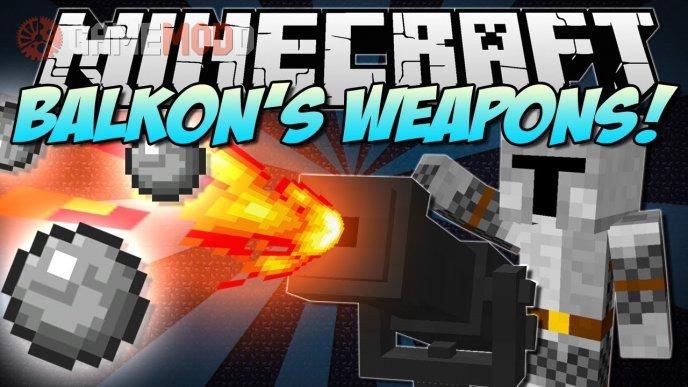 Balkon's Weapon [1.7.10] [1.7.2] [1.6.4] [1.5.2]